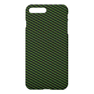 Automotive Metallic Green Grille iPhone 7 Plus Case