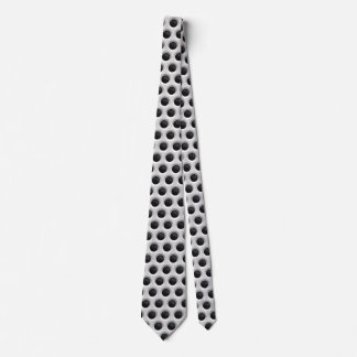 Automotive Polka Dots Grille style Tie