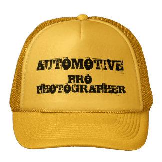 AUTOMOTIVE PRO PHOTOGRAPHER Hat