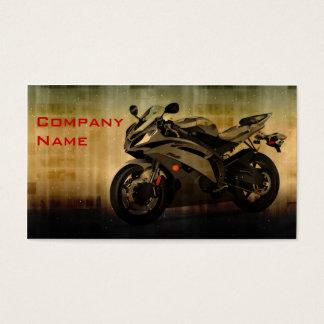 Automotive / Racing / Bike Business Card