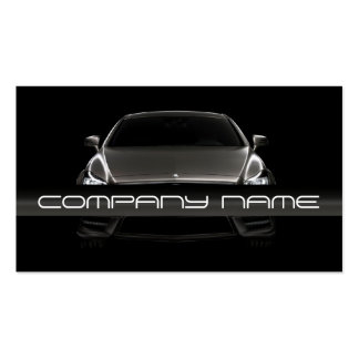 Automotive / Racing / Car Business Card