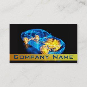 Fast business cards zazzle automotive racing car fast speed diagnostic business card colourmoves