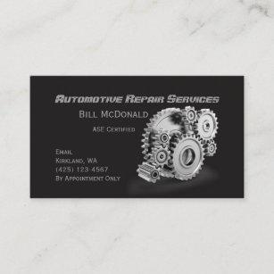 Auto repair business cards zazzle automotive repair business card colourmoves