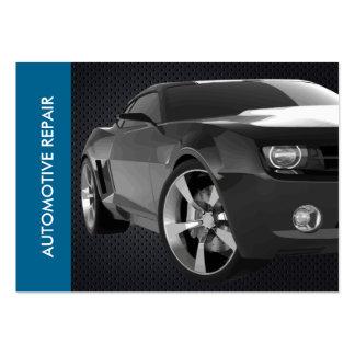 Automotive Services Large Business Card