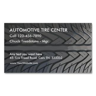 Automotive Theme Magnetic Business Card