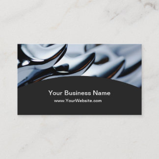 Automotive Themed Contact Cards