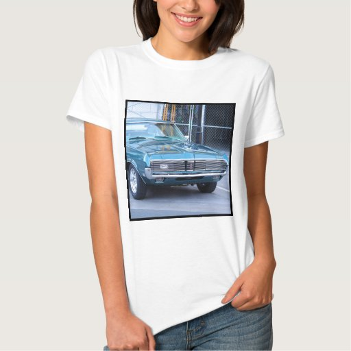 Automóvil del puma de Mercury Tshirts