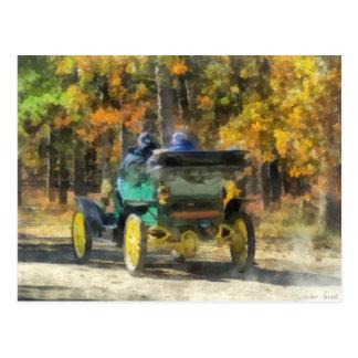 Automóvil del vapor de Stanley Postales