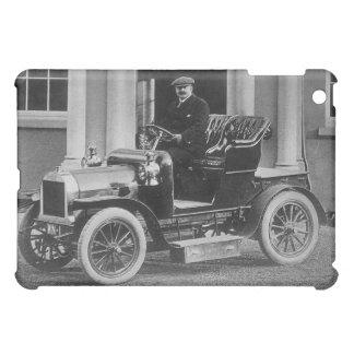Automóvil del vintage y coche de la obra clásica d
