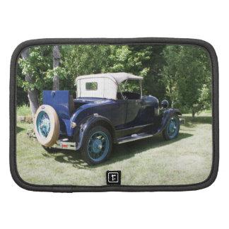 Automóvil descubierto 1929 del Modelo-UNo 3 Organizadores