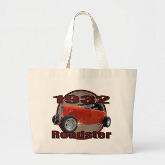 Automóvil descubierto de Ford del rojo de la obra  Bolsas