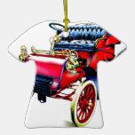 Automóvil FT35 retro del vintage Adornos De Navidad