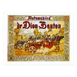 Automóviles de Dion-Bouton Postal