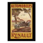 Automóviles Renault Felicitación