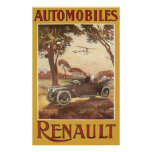 Automóviles Renault Posters