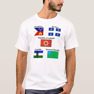 Autonomy and Sovereignty T-Shirt