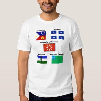 Autonomy and Sovereignty Tee Shirts