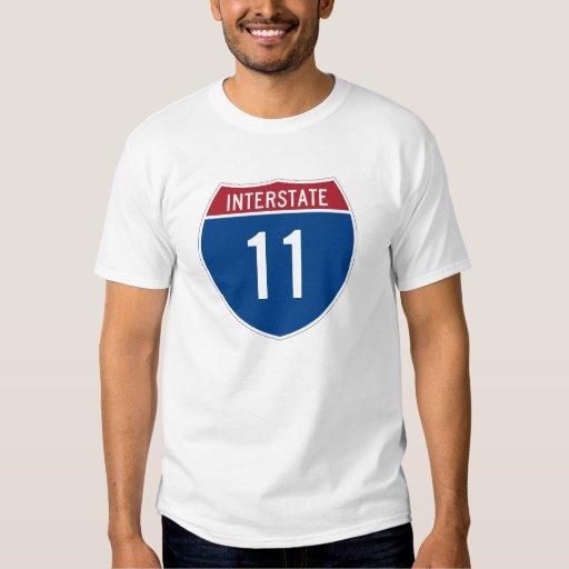 Autopista 11 playeras