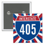 Autopista 405 pin cuadrado