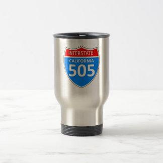 Autopista 505 de California Taza Térmica