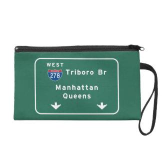 Autopista de Manhattan del Br de NYC New York City