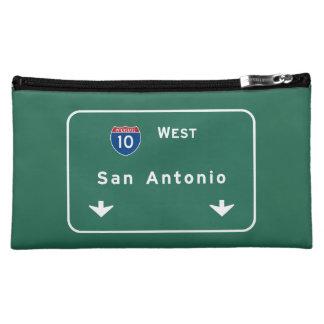 Autopista sin peaje de la carretera nacional del