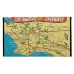 Autopistas sin peaje retras de Los Ángeles