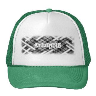 Autopolo Classic Fashion Hat in Green