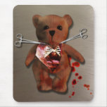 Autopsia de T. Bear Mousepad Alfombrilla De Ratón