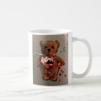 Autopsia de T. Bear Mug Taza