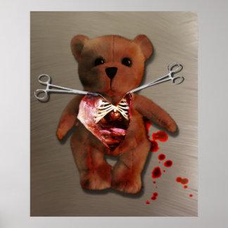 Autopsia de T Bear Poster