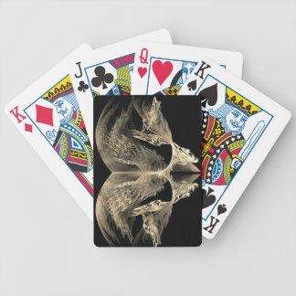 Autopsia extranjera baraja de cartas