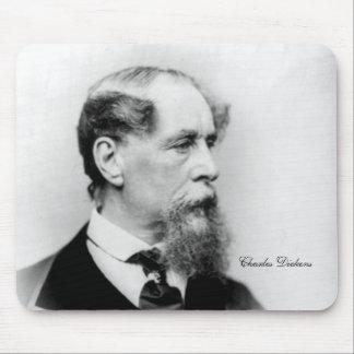 Autor de Charles Dickens Alfombrilla De Ratón