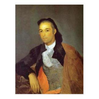 Autor sumario: Francisco de Goya expiró los implem Tarjetas Postales