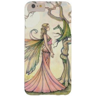 Autora's Dragon Fairy Fantasy Art Artwork Fairies Barely There iPhone 6 Plus Case