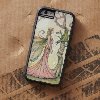 Autora's Dragon Fairy Fantasy Art Artwork Fairies Tough Xtreme iPhone 6 Case