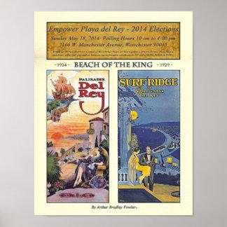 Autorice PDR BoTK - pergamino del oro Poster