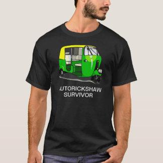 AUTORICKSHAW SURVIVOR Tshirt