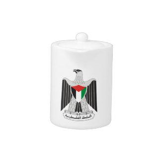 autoridad de Palestina del emblema