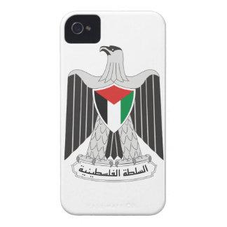 autoridad de Palestina del emblema Carcasa Para iPhone 4 De Case-Mate