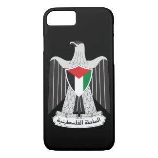 autoridad de Palestina del emblema Funda iPhone 7