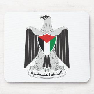 autoridad de Palestina del emblema Tapete De Ratones