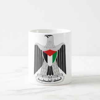 autoridad de Palestina del emblema Taza Clásica