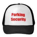 Autoridad del estacionamiento de la ciudad gorra