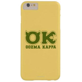 AUTORIZACIÓN - logotipo de OOZMA KAPPA Funda Para iPhone 6 Plus Barely There