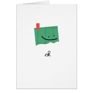 autorización tarjeta pequeña