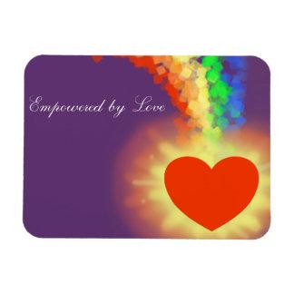 """""""Autorizado por imán superior del amor"""""""