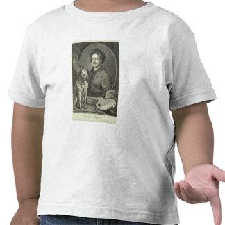 Autorretrato, 1749 camisetas