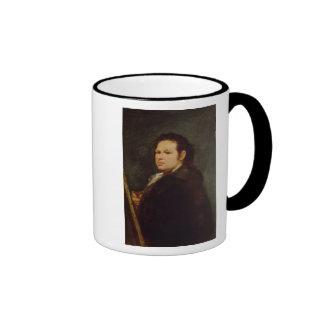 Autorretrato, 1783 taza