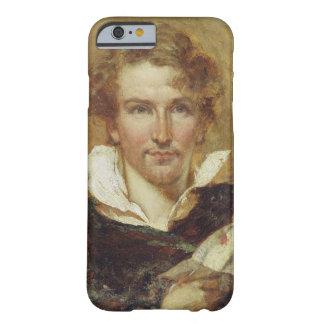 Autorretrato, 1823 (aceite en el documento sobre funda barely there iPhone 6